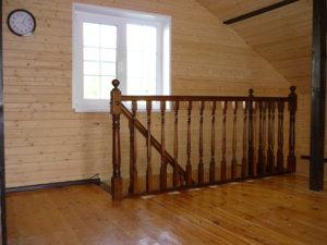 Изготовление лестниц из дерева