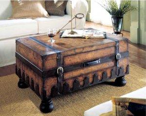 Журнальный стол сундук