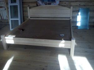 Кровать по своим размерам на заказ