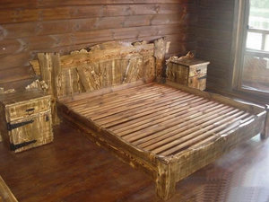 Кровать под старину купить в Москве