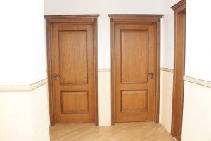 Выбираем межкомнатные двери из дерева