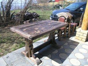 Правильный уход за мебелью из дерева