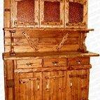 Буфет деревянный старинный